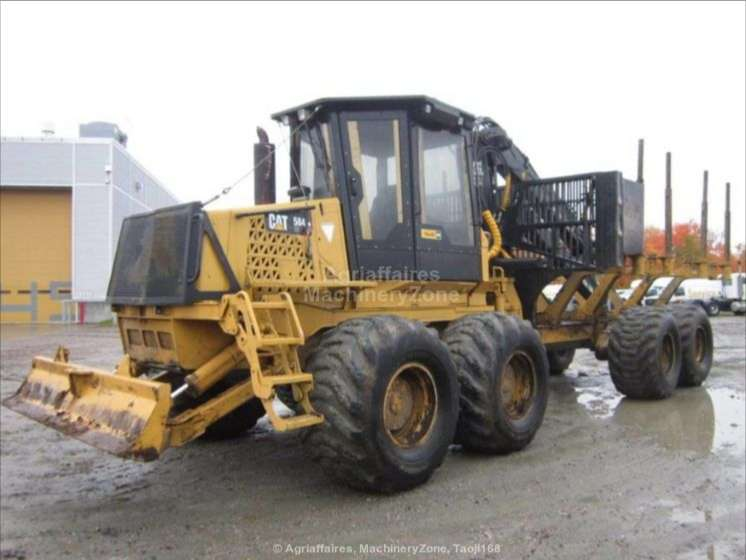 Caterpillar 584HD